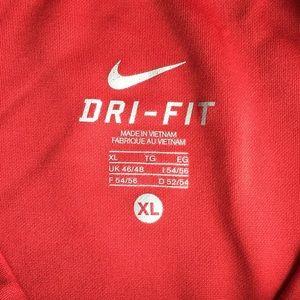 Nike Shirts - Men's Red Sox Dri-Fit Shirt ⚾️